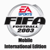 Java игра FIFA 2003